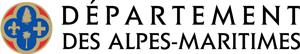 Logo alpes maritimes