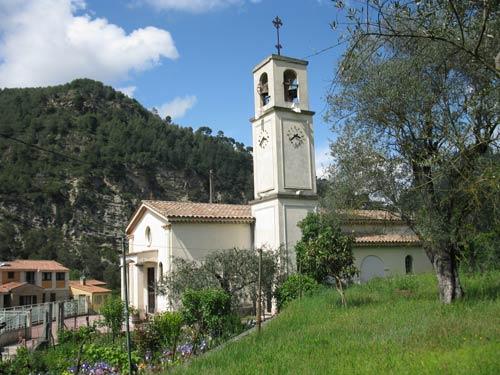 Eglise de sainte-Thècle