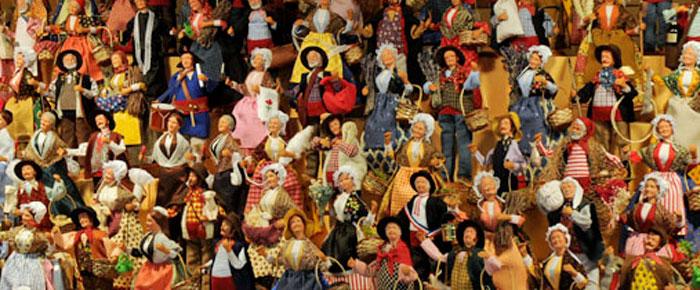 Foire aux Santons - Marché de Noel - Chateaurenard