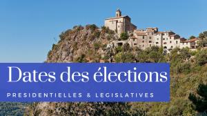Dates des élections-2