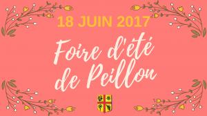 Foire d'étéde Peillon-2