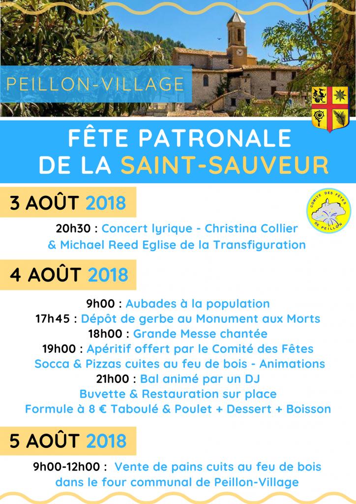 Fête patronale St Sauveur 2018-3