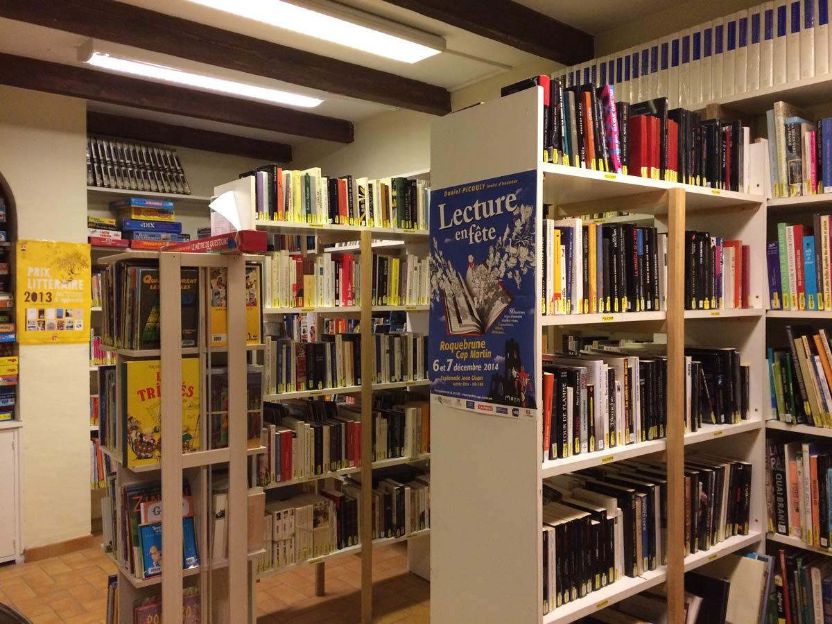 Bibliothèque de Peillon